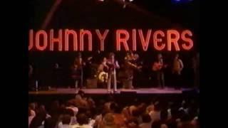 "JOHNNY RIVERS(LIVE CLIP)-""SWAYIN' TO THE MUSIC-SLOW DANCIN' ""(LYRICS)"