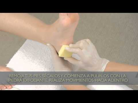 Cómo utilizar la piedra exfoliante de pedicuría : Tips para pedicuría
