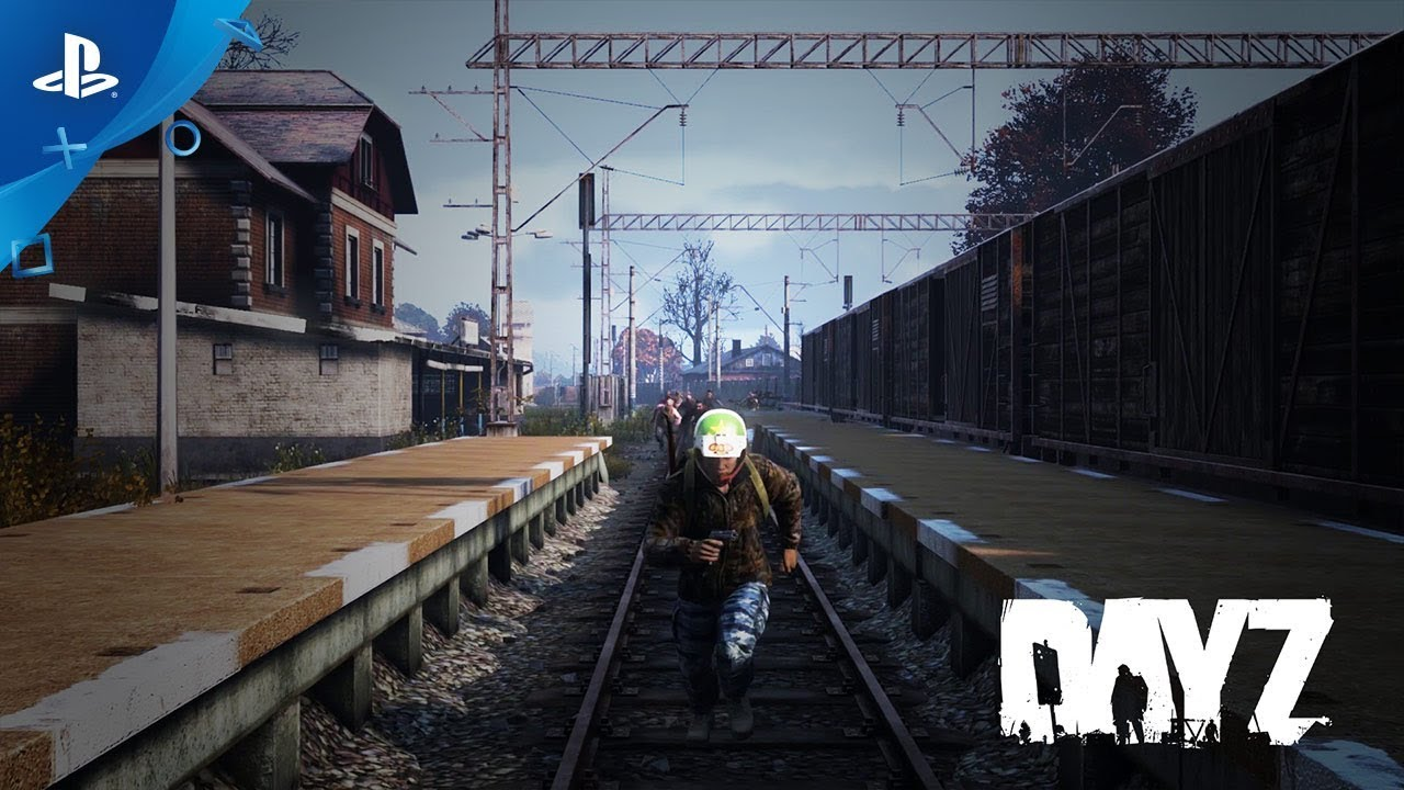 DayZ is Out Today on PS4