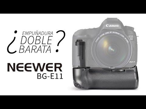 Empuñadura Neewer - Grip para cámaras reflex