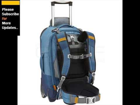 Backpack With Wheels For Men And Women
