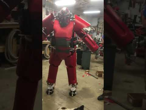 CRAZY: Dude makes Nuka Colo Fallout Suit