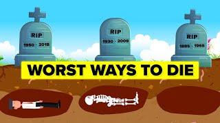 Worst Ways to Die (Compilation)
