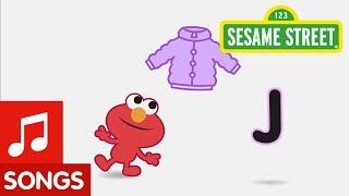The J Song Sesame Street