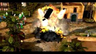 Clip of Command & Conquer: Generals Deluxe Edition