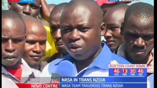 NASA brigade expected to tour Trans Nzoia