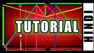 Bank Shot Tutorial   8 Ball Pool   How To Do Bank Shots [Hindi]