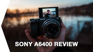Sony a6400 Review I Ist das die beste VLOG Kamera?