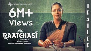 Raatchasi - Official Trailer | Jyotika | Sy Gowtham Raj | Sean Roldan | Dream Warrior Pictures