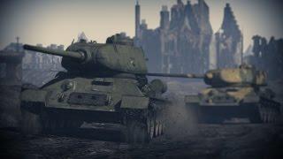 Berlin - A War Thunder Multiplayer Cinematic, 60fps - (Machinima)