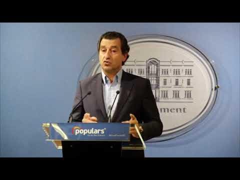 """Company: """"Armengol ha convertido el Govern en la principal agencia de colocación de Balears"""""""