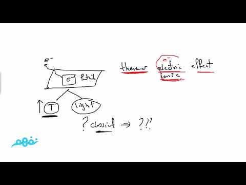 Thermo electric effect  ( part : 1 ) - فيزياء لغات - للثانوية العامة  - المنهج المصري - نفهم
