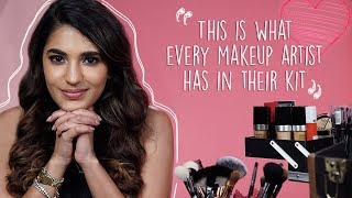 Makeup Artist Essentials Every Girl Should Own Ft. Riah Daswani | Nykaa