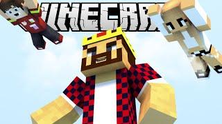 ЧИТЕРЫ СРЕДИ НАС! - Minecraft Bed Wars (Mini-Game)