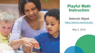 Webinar: Playful Math—How To Teach Essential Concepts With Fun Mathematical Games