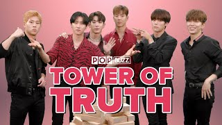 Video Monsta X Reveal Their Secrets In The Tower Of Truth | PopBuzz Meets MP3, 3GP, MP4, WEBM, AVI, FLV Agustus 2019