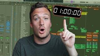 1 Hour Track Challenge | Big Z