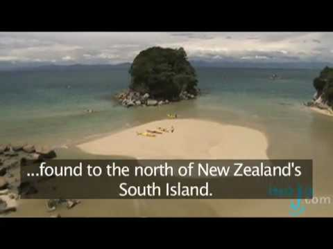 Amazing Natural Phenomena in New Zealand (with Closed Caption)