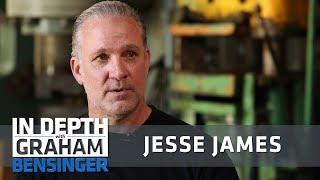 How jail ruined Jesse James' promising football career