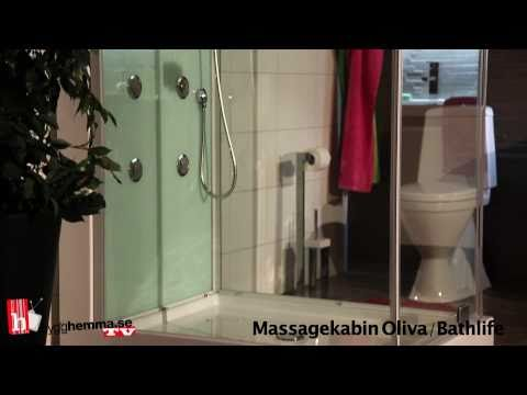 Massagekabin Bathlife Oliva 1201