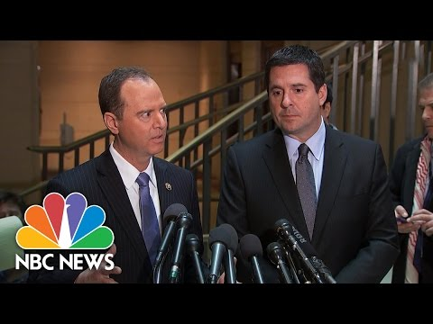 House Intel Leaders: No Evidence Of Trump Tower Wiretap | NBC News