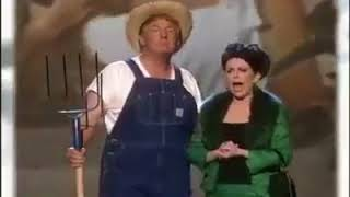 Donald J Trump Singing Green Acres