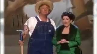 Donald J Trump Singing Green Acres