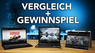 Mit VERLOSUNG: Chromebooks von 220 Euro bis 800 Euro im Vergleich