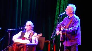 Chris Hillman, Herb Pedersen....Here She Comes Again......5/19/18.....Fort Collins, CO