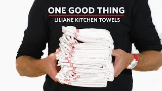 Liliane Kitchen Towels | One Good Thing