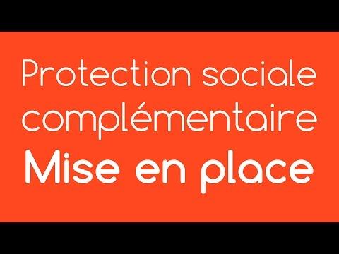 Vidéo sur Mise en place d'une protection sociale complémentaire dans votre entreprise?- Vidéo