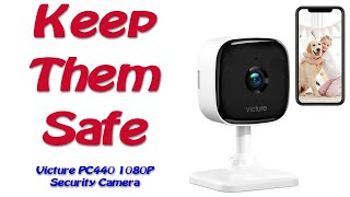 Victure PC440 1080P Security Camera