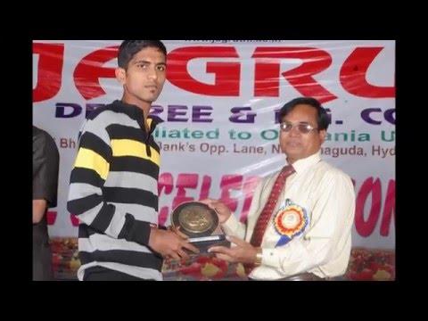 Jagruti Degree and Post Graduate College video cover2