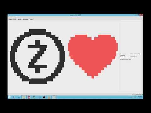 zec-qt-wallet for windows (subtitled)