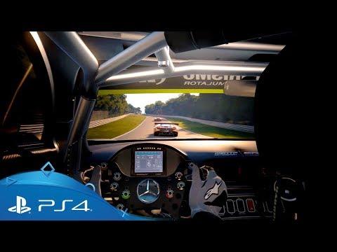 Sony Gran Turismo Sport (PS4, ML)