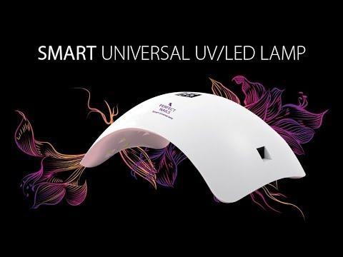 Műkörmös UV/LED lámpa - Smart Universal