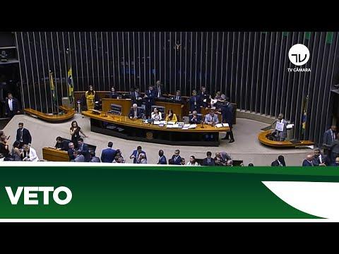Congresso derruba veto do Bolsonaro ao BPC - 11/03/20
