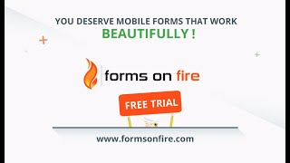 Forms On Fire video