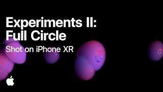 Experiments II: Full Circle