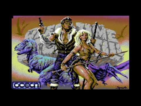 Tribute to Bob Wakelin by Megastyle (C64, 2018)