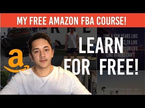 FREE AMAZON FBA COURSE