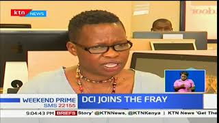 Mildred Owiso,first whistle blower that made public alleged heinous act at KNH speaks to KTN