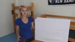 UNH Housing Tips: DIY Cork Board
