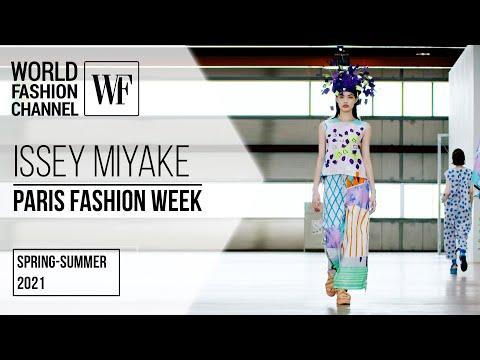 Issey Miyake spring-summer 2021 | Paris Fashion Week