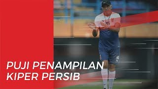 Kalah di Laga Kandang Terakhir, Pelatih Borneo FC Kagum dengan Kiper Persib