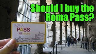 Roma Pass, Rome