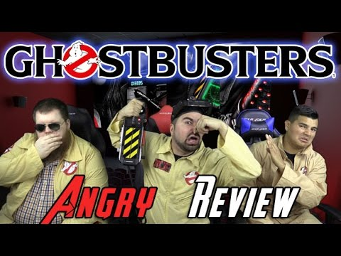 Ghostbusters (2016) Angry Movie Review + Rant!