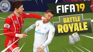 Приколы в FIFA 19 | WDF 130 | FIFA BATTLE ROYALE!