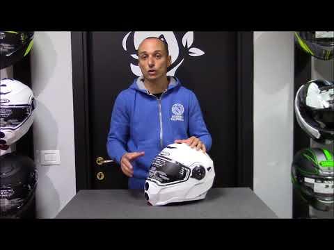 Recensione casco apribile Caberg Droid Motolook Voghera