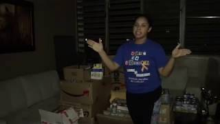 UNIVERSES: Puerto Rico Care Package. Hurricane Maria Relief